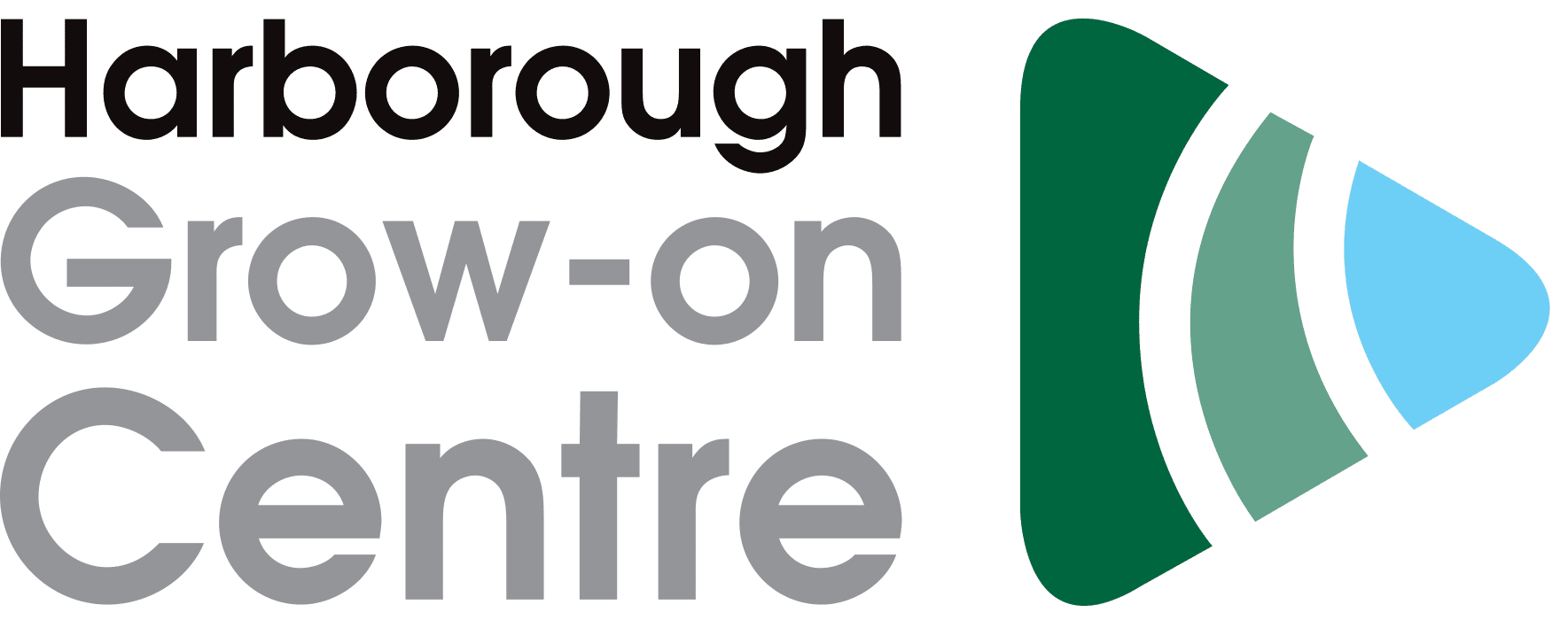 Harborough Grow On Centre Logo